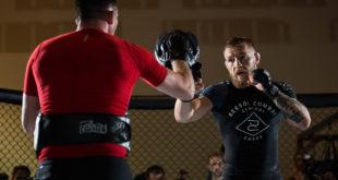 Ylilyönti Conor McGregor