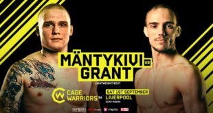 Cage Warriors FC 96
