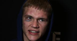 Oliver Enkamp UFC