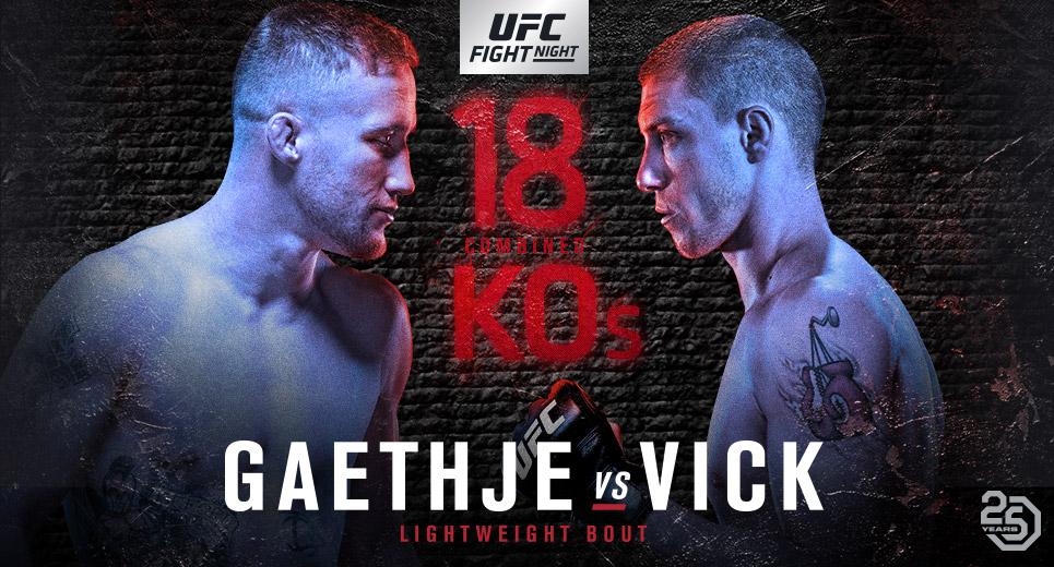 UFC Fight Night Lincoln
