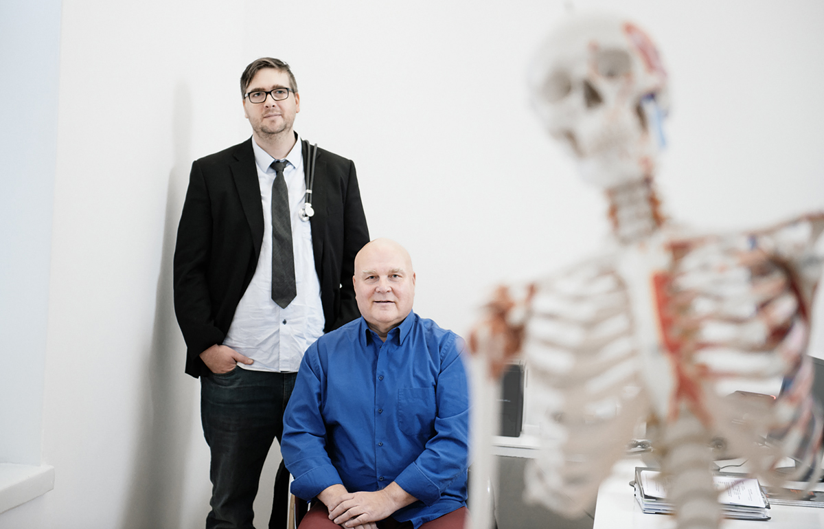 Carl ja Christer Lybäck