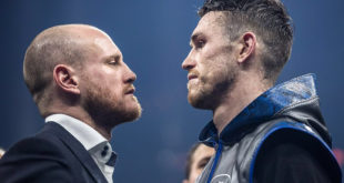 George Groves vs. Callum Smith