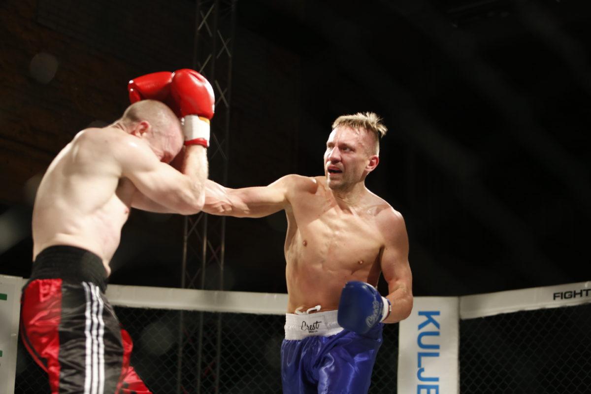 Jussi Janhonen vs Timo Malinen