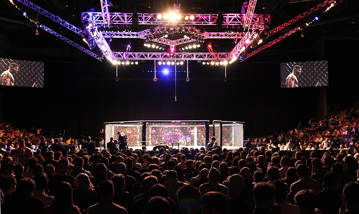 UFC Praha 2019