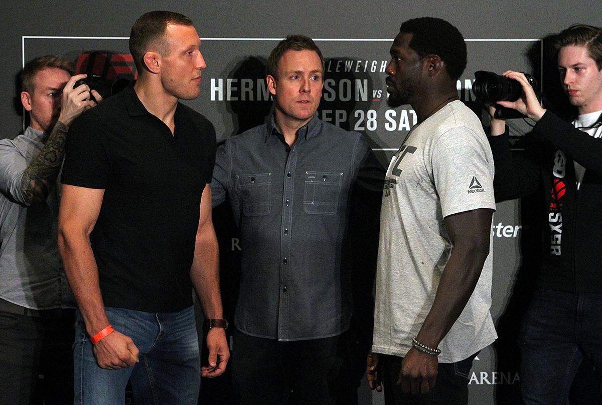 UFC Kööpenhamina