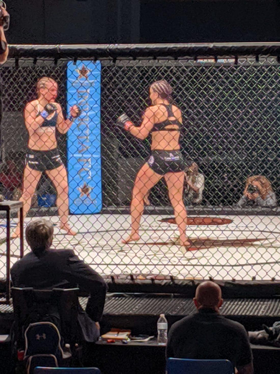 Maiju Suotama vs Shannon Young