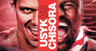 Usyk vs Chisora Boxing